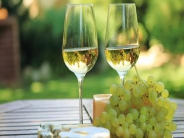 Vì sao nên uống rượu vang trắng?