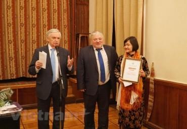 Độc giả Việt Nam được truy cập miễn phí quỹ sách điện tử của Nga