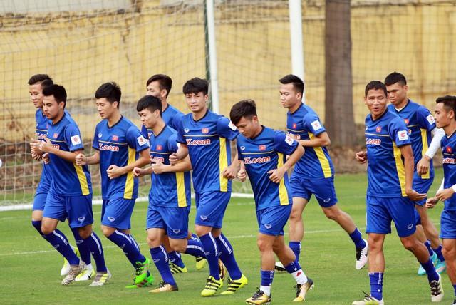 HLV Park Hang Seo chờ đợi gì trong trận đấu với Jordan?