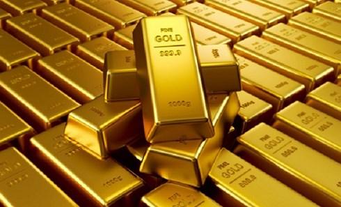 Giá vàng trong nước tăng thêm 300 nghìn đồng/lượng