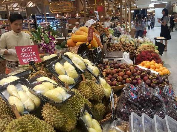 Nhập khẩu rau quả từ Thái Lan sẽ sớm vượt 1 tỷ USD