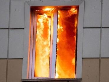 Cháy trung tâm thương mại ở Nga: Lối thoát hiểm bị chặn bất hợp pháp