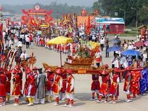 Giỗ Tổ Hùng Vương - Lễ hội Đền Hùng năm 2018