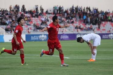 Hòa Jordan, đội tuyển Việt Nam đã cho thấy những tín hiệu vui