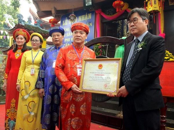 Tuyên Quang: Công nhận di sản văn hóa với lễ hội đền Hạ, đền Thượng
