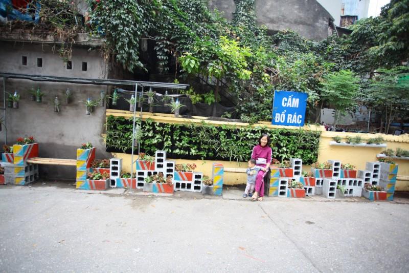 Nhân lên những không gian xanh cho Thủ đô
