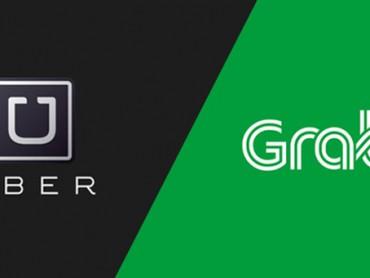 Mua lại Uber, Grab cũng không thể độc quyền