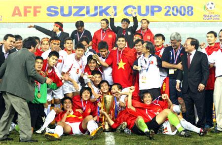 Việt Nam có lợi thế lớn để qua mặt Thái Lan vô địch AFF Cup 2018