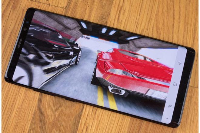 Samsung Galaxy Note 9 lộ điểm hiệu năng cao ngất