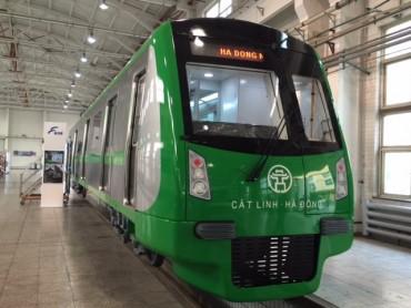 Không có việc 'đường sắt Cát Linh-Hà Đông lùi đến năm 2021'