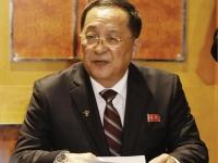 [Infographics] Nội dung họp báo của Ngoại trưởng Triều Tiên Ri Yong-ho