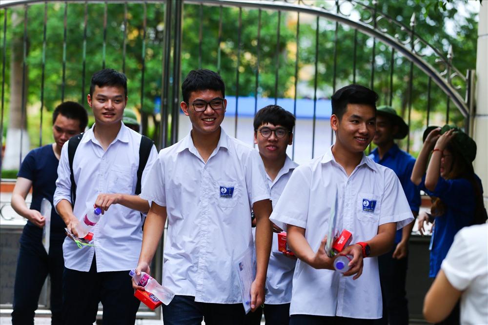 Chi tiết lịch 'thi thử' THPT quốc gia 2019 cho học sinh ở Hà Nội