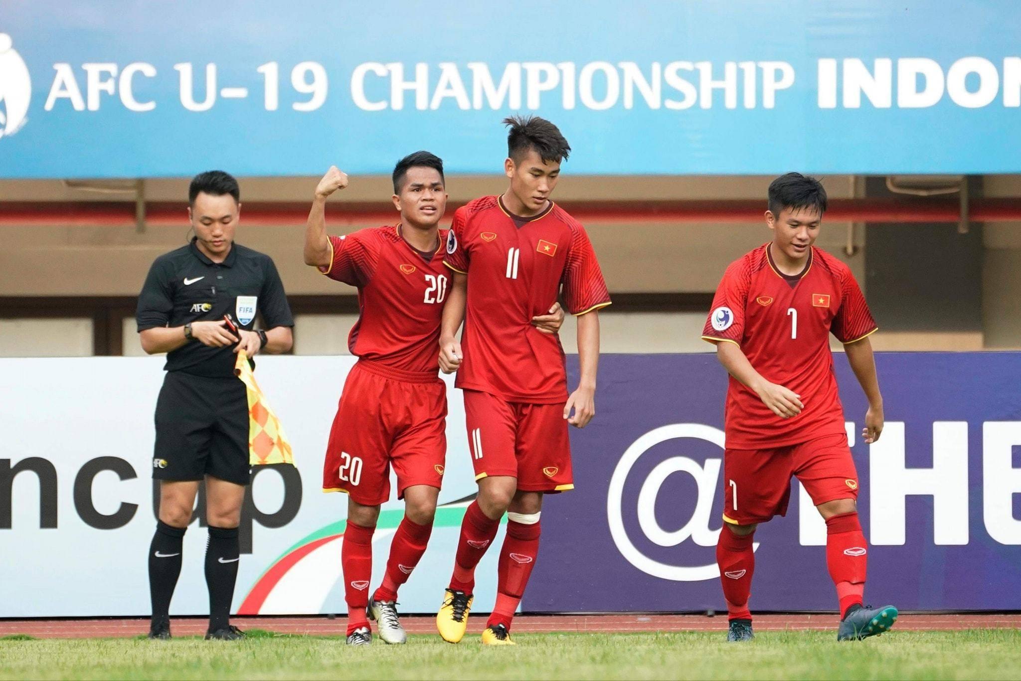 Việt Nam rơi vào bảng cực khó tại giải U19 Đông Nam Á 2019