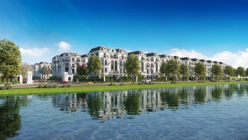 mikgroup gioi thieu du an elegant park villa