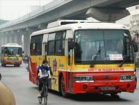 Hàng loạt tuyến buýt thay đổi lộ trình khi đường sắt trên cao vận hành