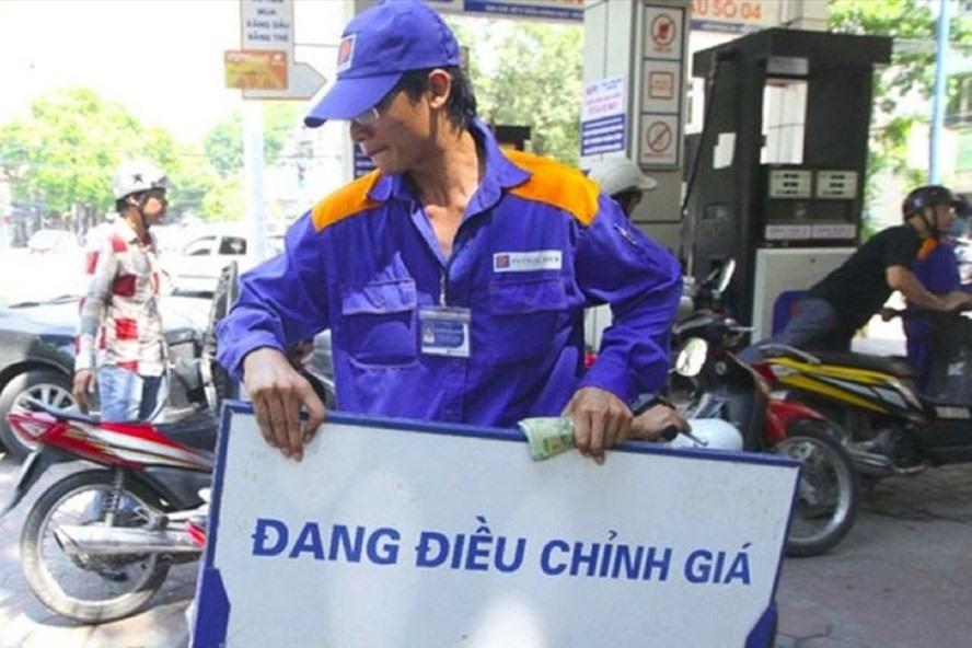 thue xang dau khong tang kich khung 8000 donglit trong nam 2019
