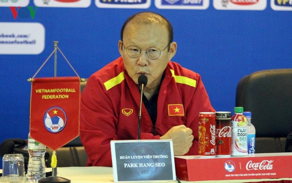 HLV Park Hang Seo tiết lộ thời điểm chốt danh sách U23 Việt Nam