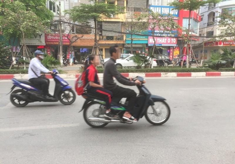 Đội mũ bảo hiểm khi tham gia giao thông: Giảm thiểu mọi rủi ro
