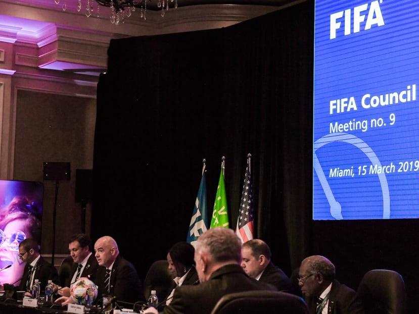 FIFA đang tiến tới kế hoạch nâng số đội tham dự World Cup 2022 lên 48
