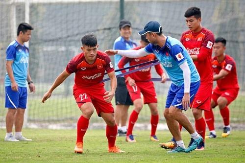 U23 Việt Nam chốt danh sách chính thức dự vòng loại U23 châu Á 2020