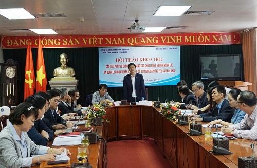 Lao động Việt cần chủ động đón nắm bắt cơ hội