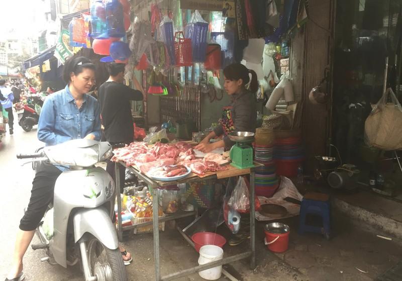 Thị xã Sơn Tây: Tích cực phòng chống dịch tả lợn châu Phi