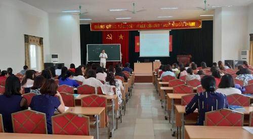 LĐLĐ quận Hoàng Mai: Gần 300 cán bộ công đoàn được tập huấn nghiệp vụ công tác