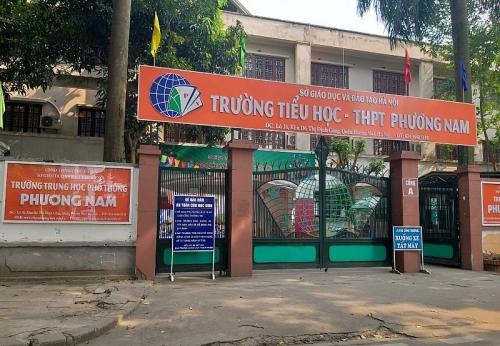 'Lùm xùm' tại Trường THPT Phương Nam: Đề nghị làm rõ phản ánh của công dân