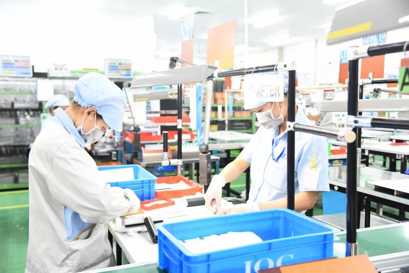 Thu hút đầu tư nước ngoài của Hà Nội tăng gấp 10 lần so với cùng kỳ