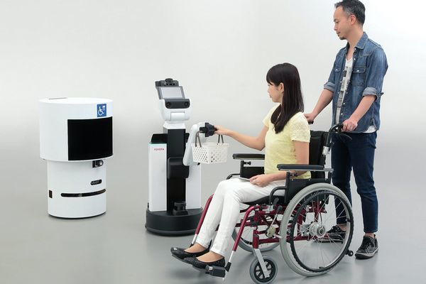 Robot sẽ làm hướng dẫn viên cho Thế vận hội 2020