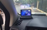 Những nơi trong xe hơi nếu dùng đồ vật trang trí sẽ rất dễ rước họa