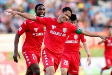 B.Bình Dương có thể làm nên lịch sử tại AFC Champions League