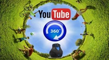 Hướng dẫn phát lại video 360 độ trên Youtube
