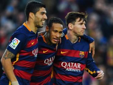 Barcelona: Ba cây chụm lại hạ gục… C.Ronaldo