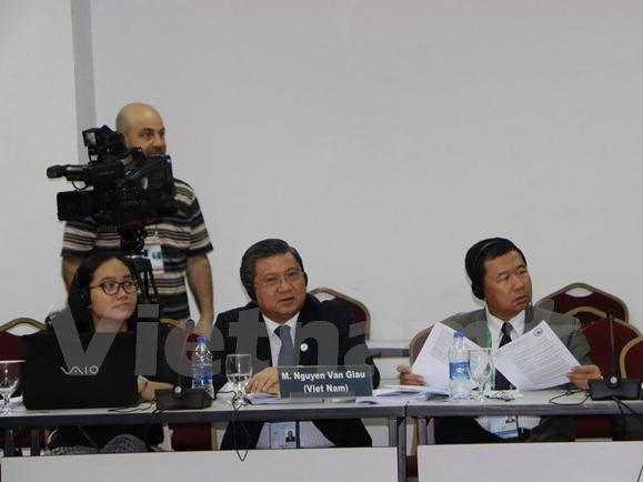 Việt Nam dự cuộc họp của Ủy ban chấp hành IPU 136 tại Bangladesh