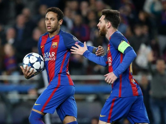 Barcelona: Lionel Messi sẽ còn 'xếp trên' Neymar đến bao giờ?