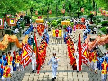 """Lễ hội Đền Hùng năm 2017: Đặt mục tiêu """"5 không"""""""