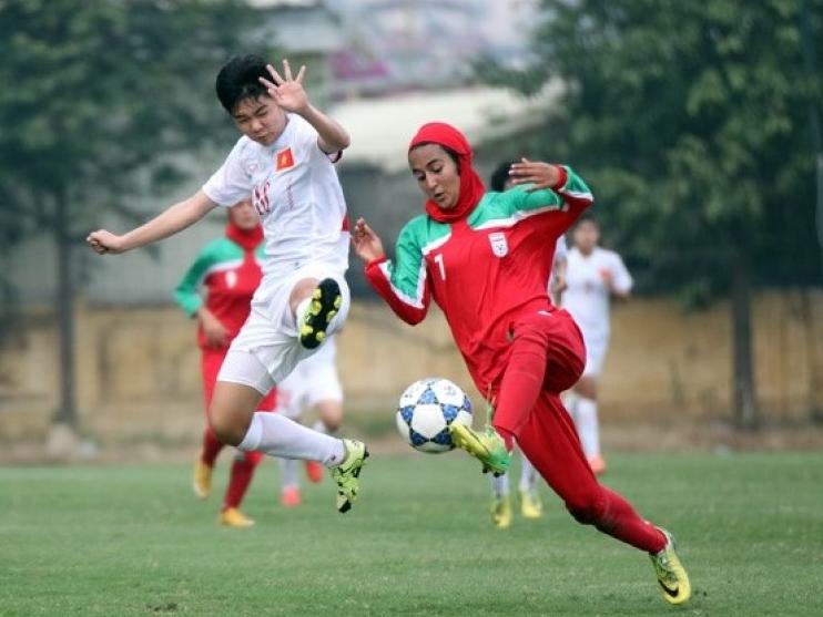 Tuyển nữ Việt Nam – Iran: Chiến thắng đẹp cho mục tiêu lớn