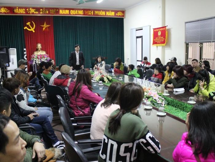 Gia Lâm: Hội nghị Ban chấp hành LĐLĐ huyện lần thứ XVIII