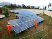 Khuyến khích phát triển các dự án điện mặt trời