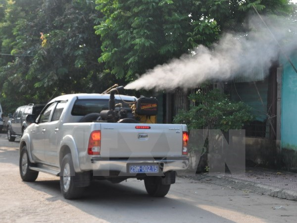 Hà Nội triển khai các biện pháp phòng chống bệnh mùa Hè