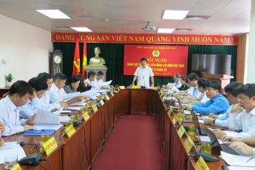 Kiến nghị với Đảng xây dựng giai cấp công nhân trong thời kỳ mới
