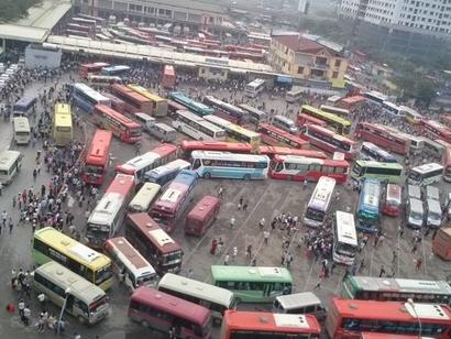 Hà Nội sắp có thêm bến xe mới giảm tải cho bến Mỹ Đình