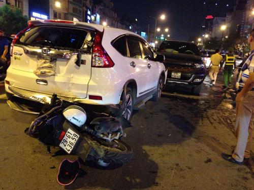 Chạy ngược chiều gây tai nạn, lái xe có thể bị xử lý hình sự