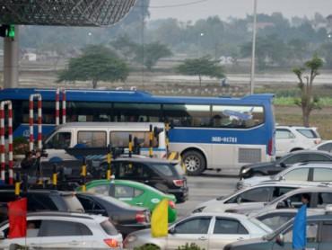 Trạm thu phí đường bộ: Sẽ bị phạt đến 70 triệu đồng nếu để xảy ra ùn tắc dịp nghỉ lễ