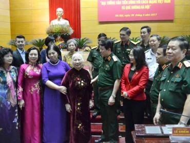 Đại tướng Văn Tiến Dũng -  người chiến sĩ cộng sản kiên trung