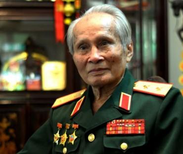 Trung tướng Nguyễn Quốc Thước: Luôn giữ vững truyền thống Lạc Hồng