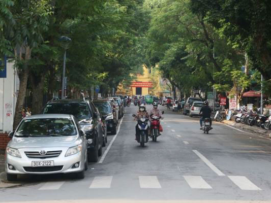 Ngày 1/5, thí điểm iParking tại Hà Nội