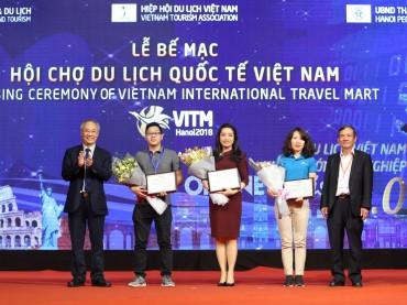VITM 2018 thu hút hàng vạn lượt khách thăm quan, mua tour