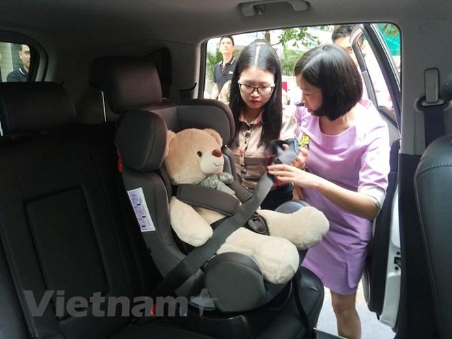 Ngồi không thắt dây an toàn có nguy cơ văng khỏi ôtô gấp 30 lần